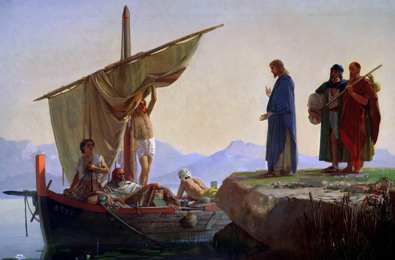 апостол рыболов